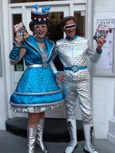 Fantastic costumes