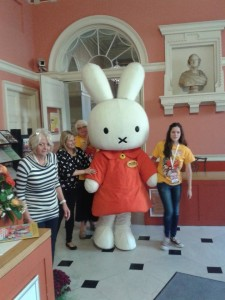 Miffy in Bath