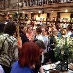 A fantastic crowd at Daunts
